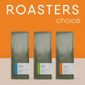 Velvet Sunrise Coffee Subscription Roasters Choice Package