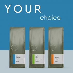 Velvet Sunrise Coffee Subscription Your Choice Package